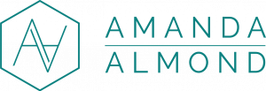 Amanda Almond Full Logo