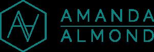 Amanda Almond Full Logo